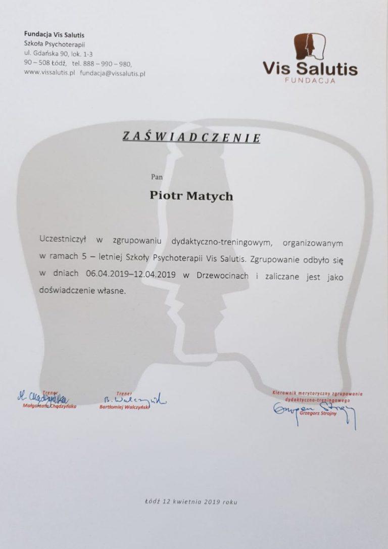 Zaświadczenie Psycholog, Psychiatra Łódź
